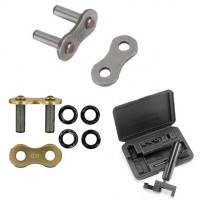 Links, Rivets & Tools