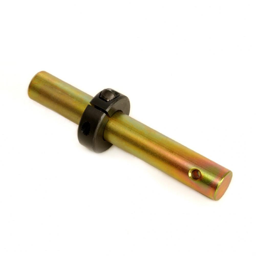 Pin #4, Front