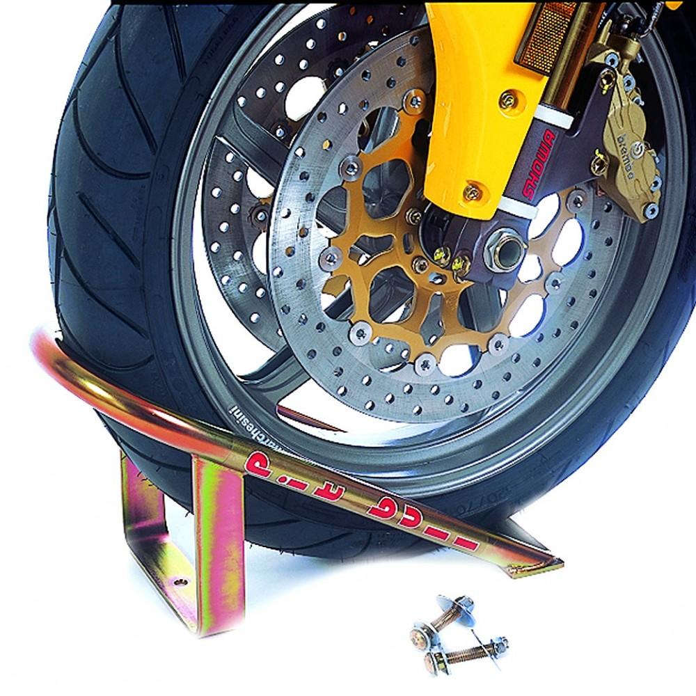 Wheel Chock - Additional Mounting Hardware