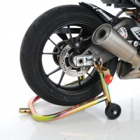 SS Rear, Motorcycle Stand