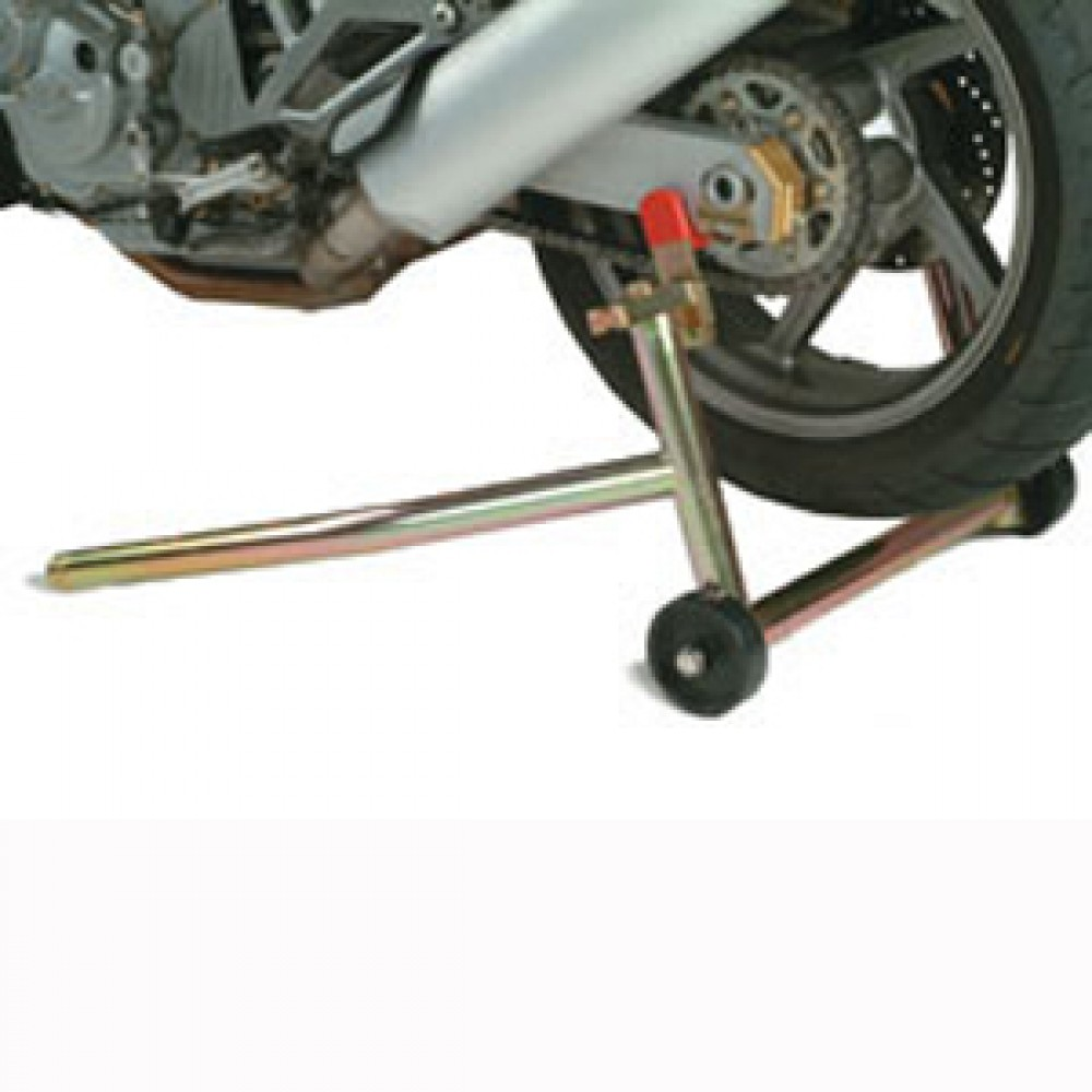 Standard Forward Handle Rear, Motorcycle Stand
