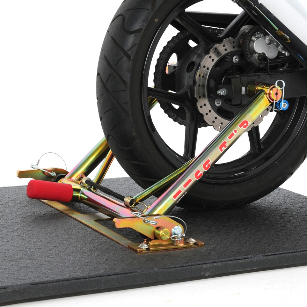 Trailer Restraint System - KTM EXC and SX models with uncapped nut ('00-'06)