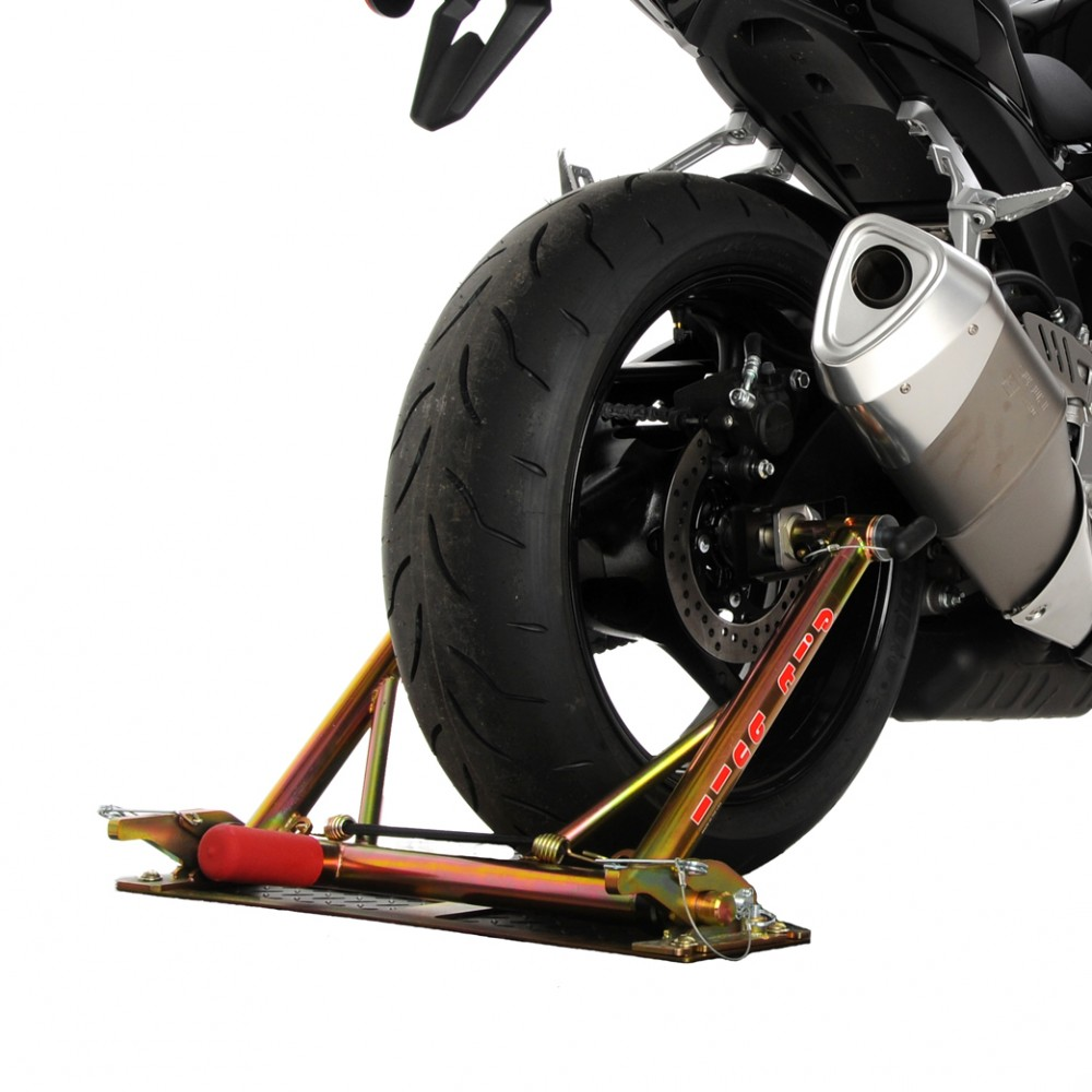Trailer Restraint System - Kawasaki Z125 Pro