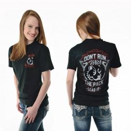 Pit Bull T-Shirt, Vintage (Black)