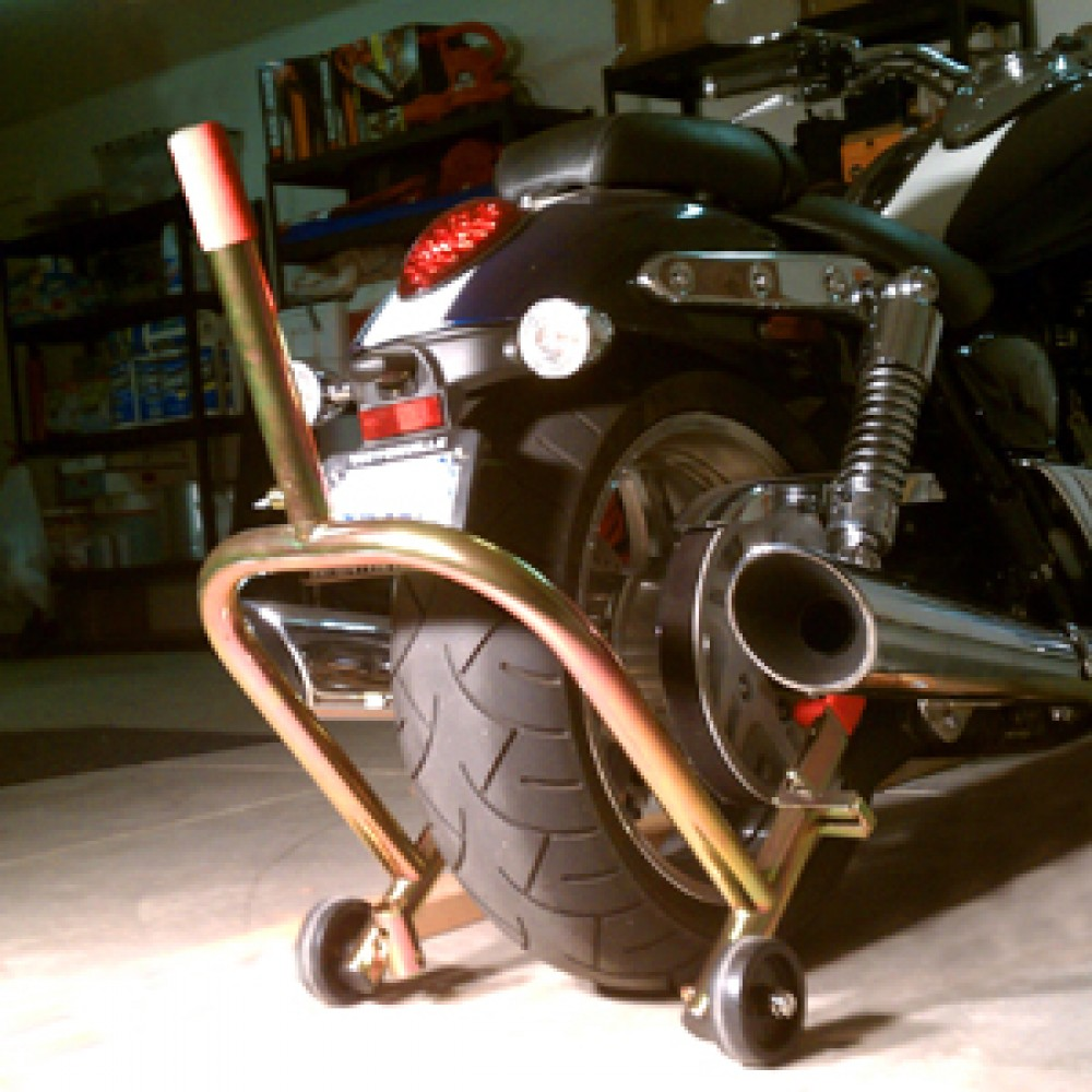 Thunderbird 1600 Rear, Motorcycle Rear Stand
