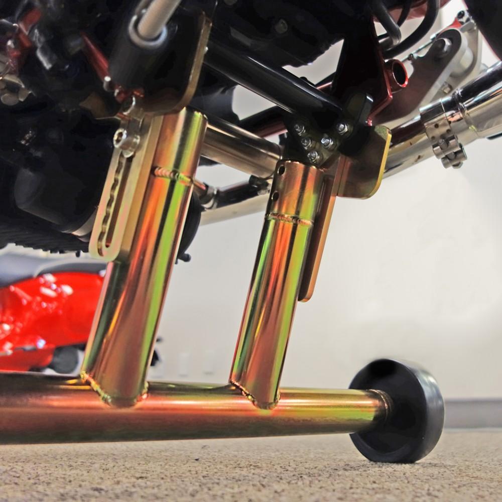 Moto Guzzi V7, Motorcycle Rear Stand