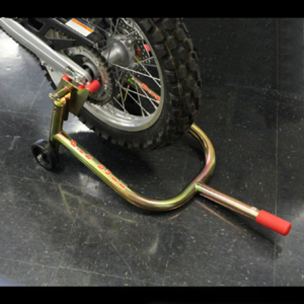 Dirt Bike Rear, Motorcycle Stand