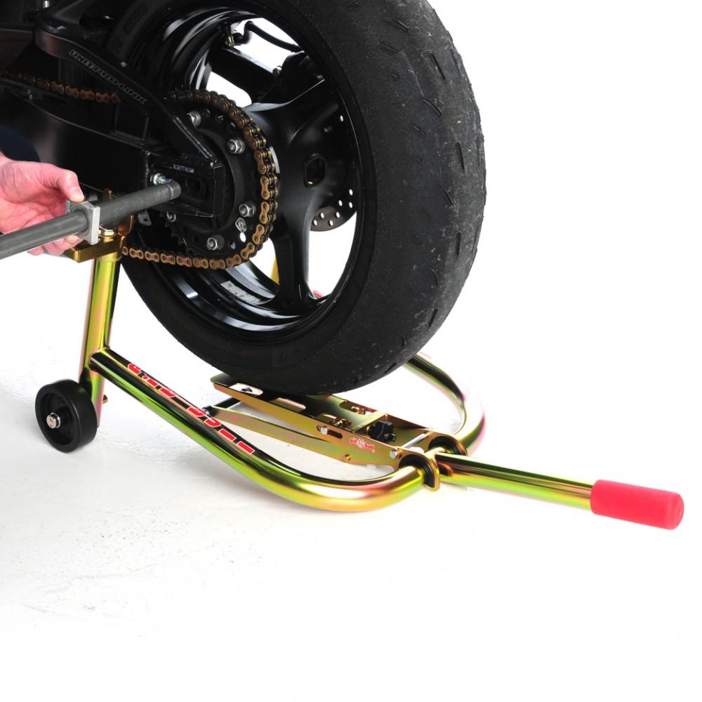 Pit Crew Tire Wedge