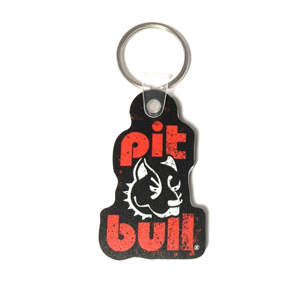 Pit Bull Key Ring
