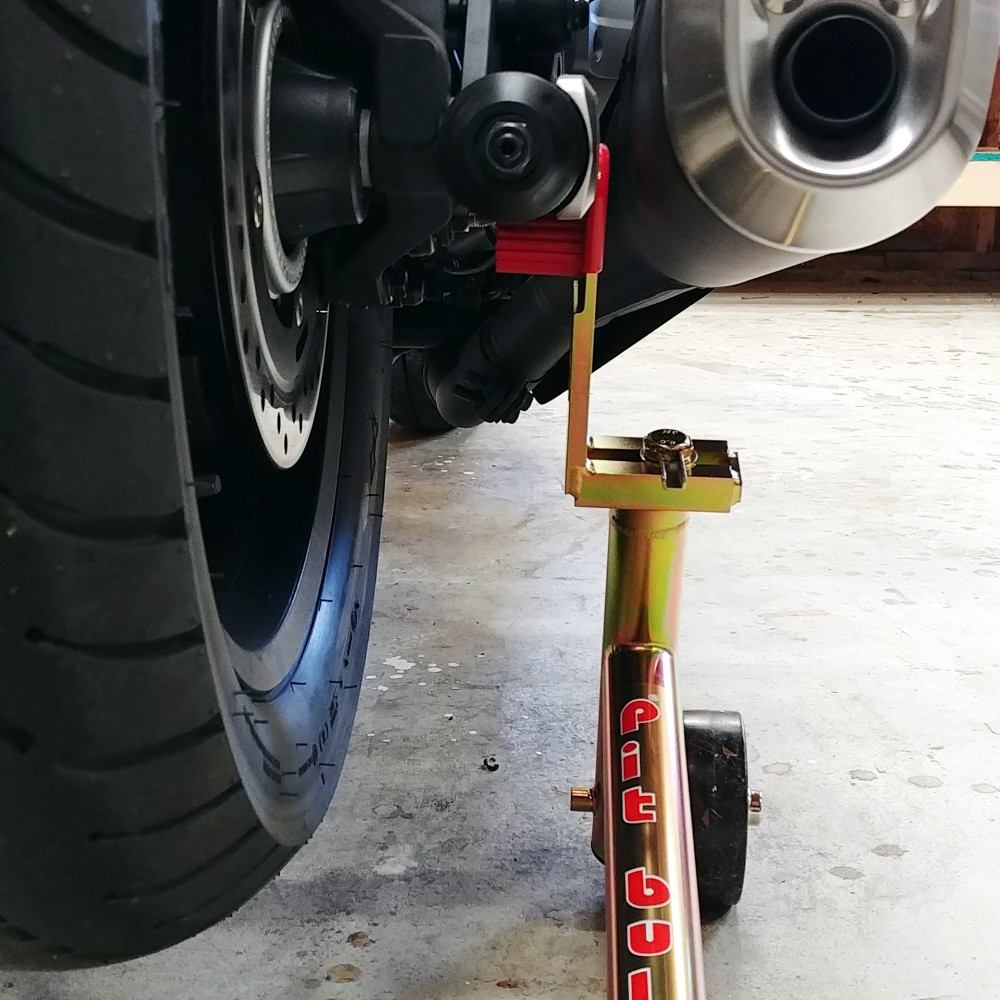 Rebel 1100 Rear, Motorcycle Stand