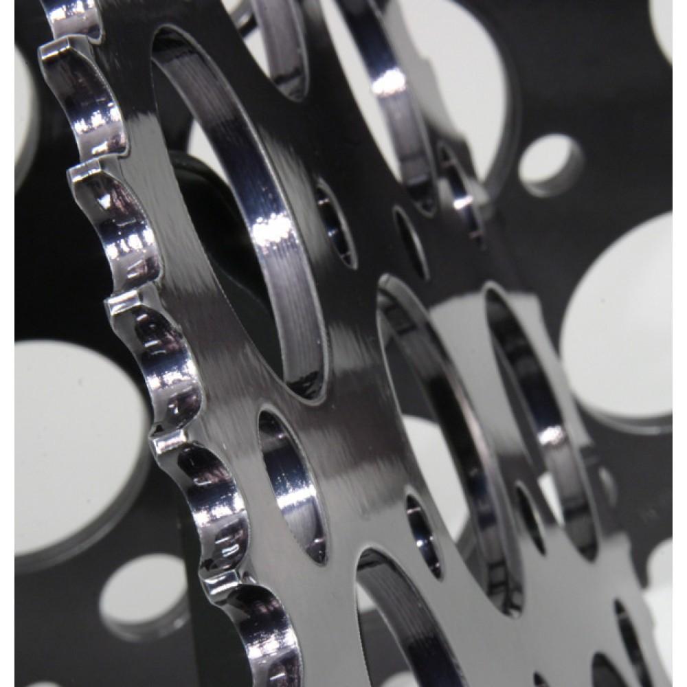 Rear Sprocket, Steel (520) SV650, Katana