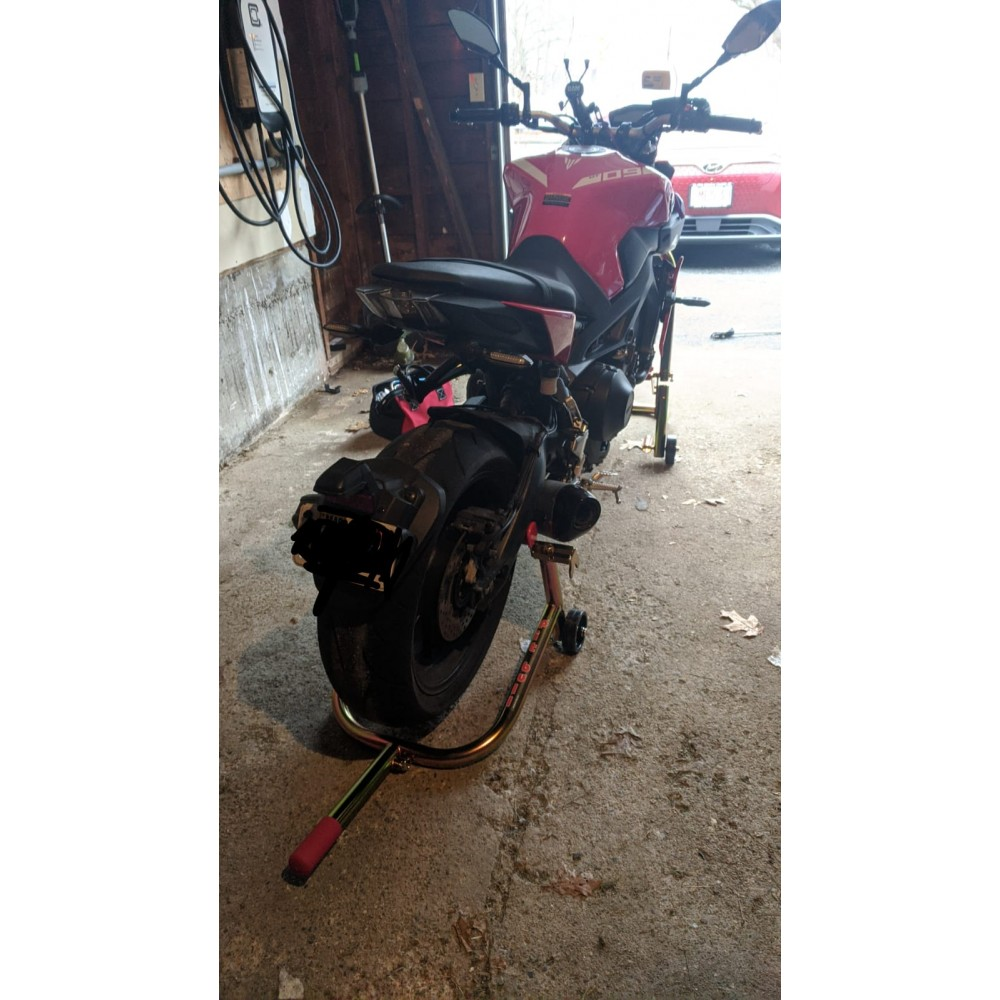Motorcycle Stands perfect for DIY crowd