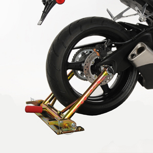 Pit Bull Trailer Restraint Systems For Motorcycles
