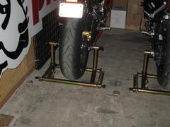 Pit Bull Motorcycle Trailer Restraints