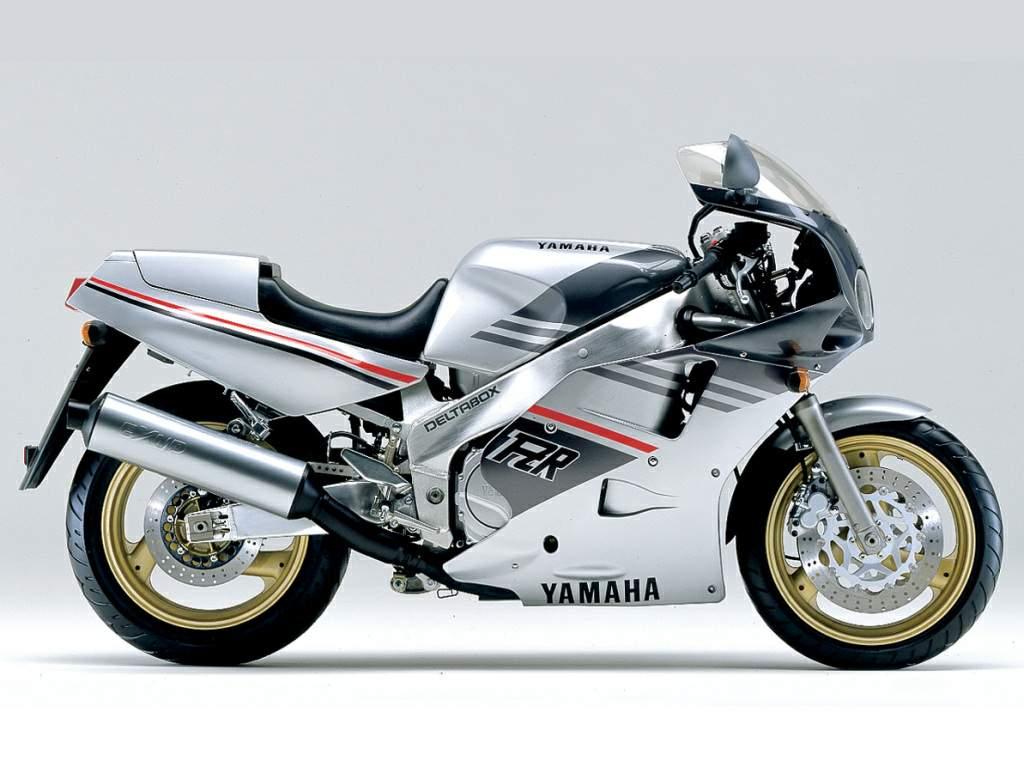 Pit Bull - Yamaha FZR1000